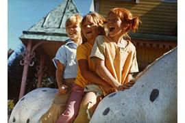 Europäisches Hansemuseum - Filmnachmittag Pippi in Taka-Tuka-Land © MFA+ FilmDistribution e.K.