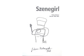 Buchillustration Szenegirl © Betty Stürmer