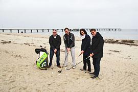 Golf Opening Timmendorfer Strand © TSNT