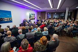 EHM - Grenzenlos erfolgreich mit Prof. Ernst U. von Weizsäcker © Europäisches Hansemuseum, Foto Olaf Malzahn