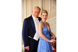 Hardy Rudolz und Anja-Katharina Wigger - Eutiner Festspiele
