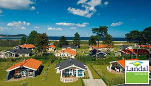 Ferienpark von oben © Landal GreenParks GmbH