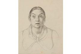 Ein Portrait des Künstlers Carl Julius Milde