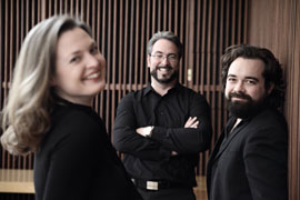 ATOS Trio © Steven Haberland