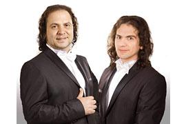 Duo Sacralissimo - Dilian Kushev und Andrej Angelov