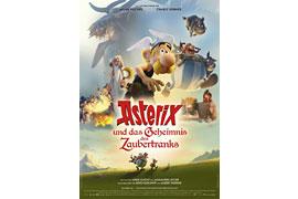 Kino im Kursaal Malente - Asterix und das Geheimnis des Zaubertranks - Constantin Film