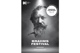 Plakat 28. Brahms-Festival