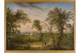 Ludwig Philipp Strack - Eutiner Schlossgarten © Ina Steinhusen