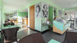 ATLANTIC Grand Hotel Travemünde Die Eisdile Innenansicht © ATLANTIC Hotels Management GmbH