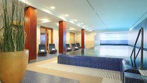 ATLANTIC Grand Hotel Travemünde Schwimmbad/Pool © ATLANTIC Hotels Management GmbH