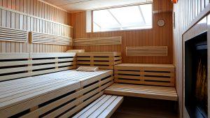 ATLANTIC Grand Hotel Travemünde Sauna Spa Bereich © ATLANTIC Hotels Management GmbH