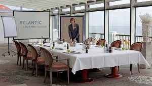 ATLANTIC Grand Hotel Travemünde Tagungsraum © ATLANTIC Hotels Management GmbH