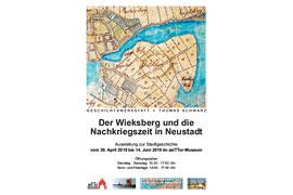 """Ausstellung """"Der Wieksberg und die Nachkriegszeit in Neustadt"""""""