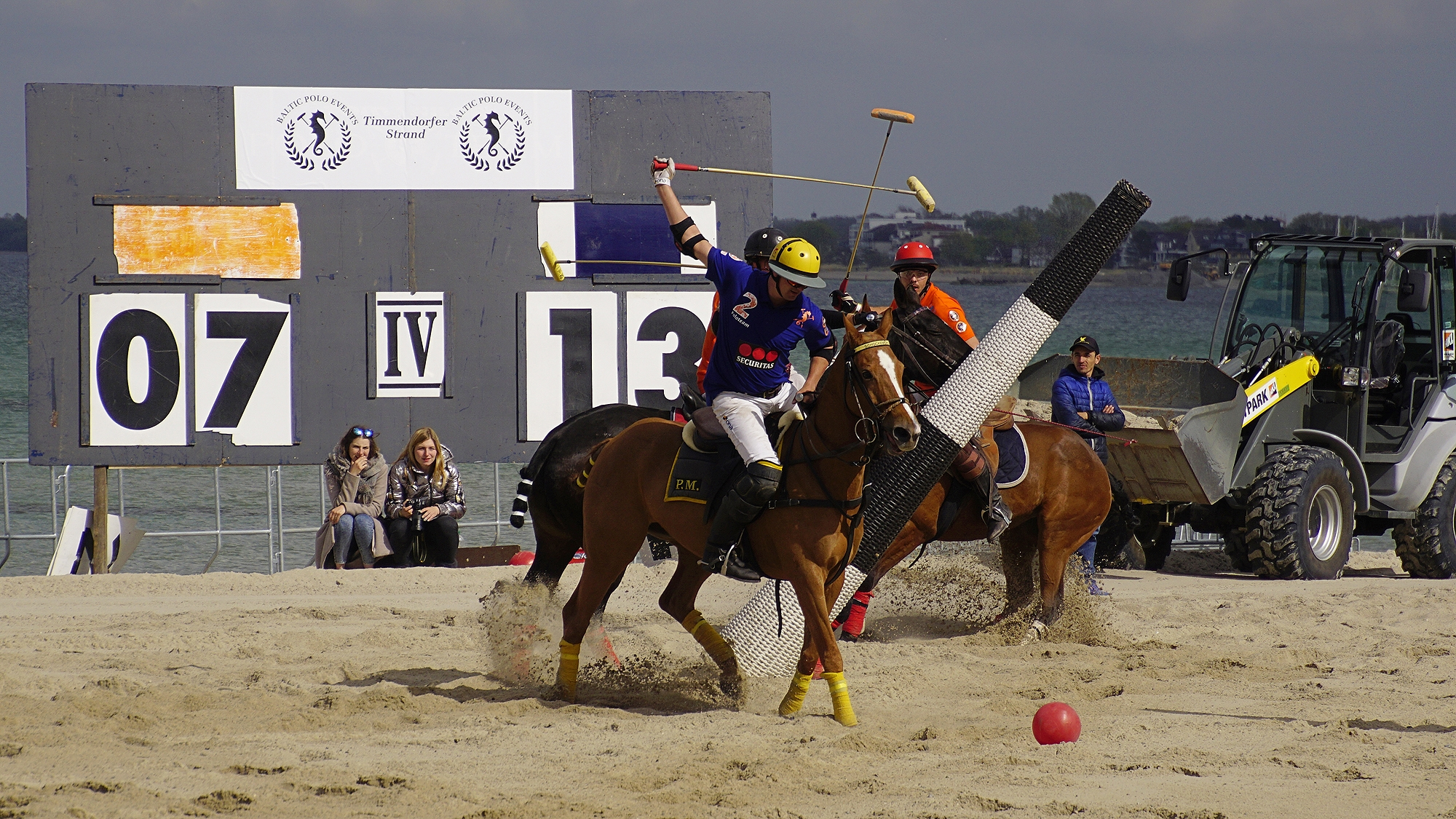 013 4. Deutsche Beach Polo Meisterschaft 2019 © TraveMedia
