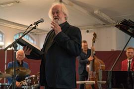 Harald Rüschenbaum-Trio und Wolfgang Griep © Guido Wasser
