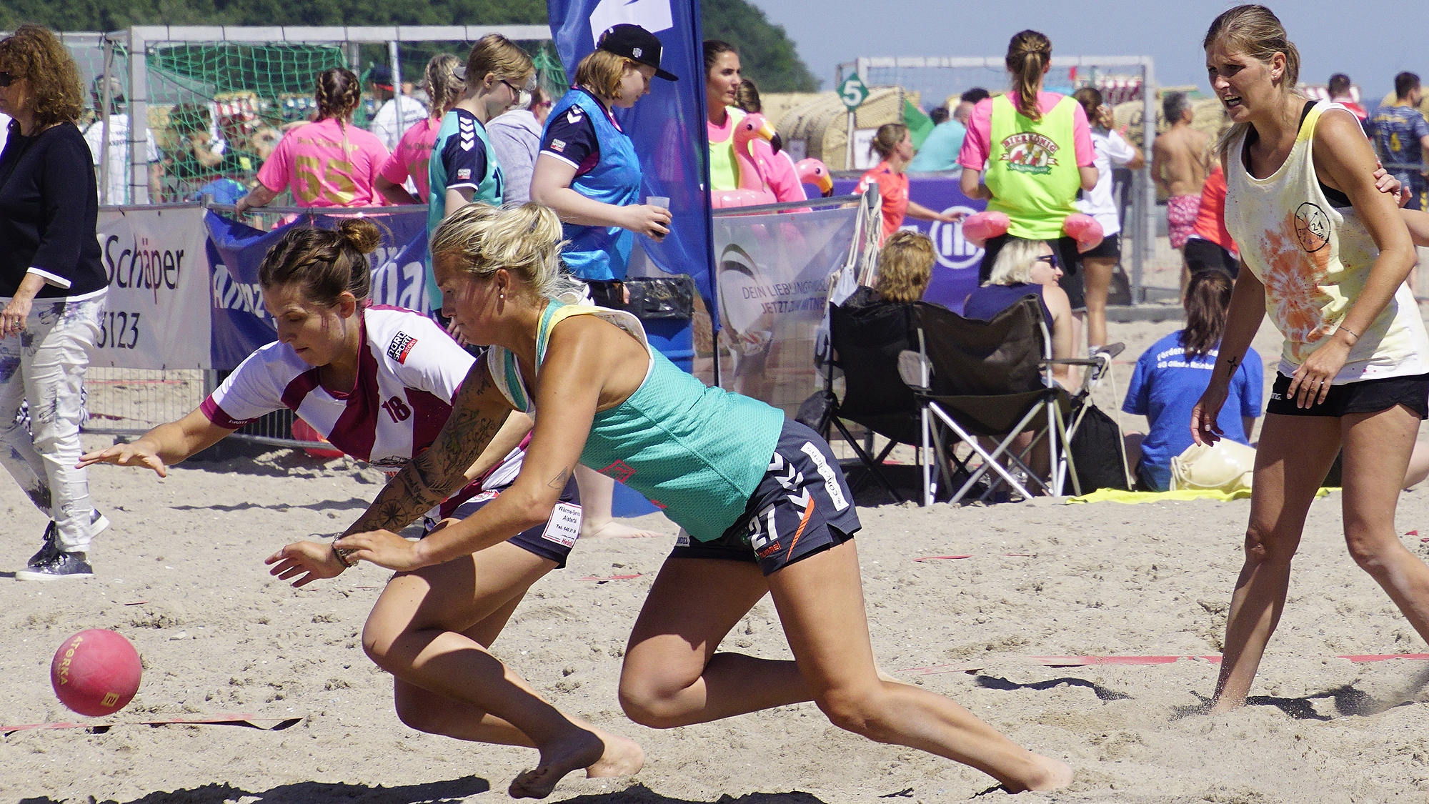 18. Travemünder Beach-Handball-Cup 2019