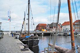 Hafen Neustadt in Holstein