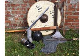 Historische Waffenschau © zeiTTor - Neustadt in Holstein