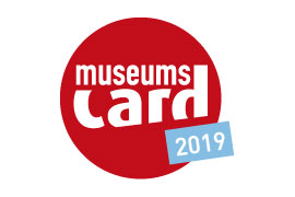 Logo MuseumsCard 2019