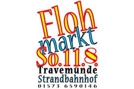 Flohmarkt Strandbahnhof