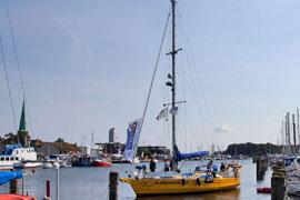Aldebaran Forschungs- und Medienschiff © TraveMedia