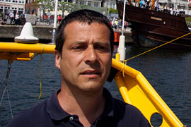 Frank Schweikert – Deutsche Meeresstiftung – Biologe