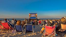 Open Air Kino – Niendorf © TSNT