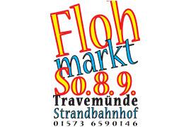 Flohmarkt Strandbahnhof Travemünde