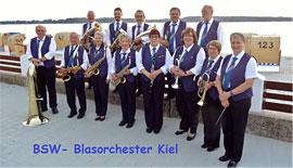 Sommermusik BSW Blasorchester Kiel
