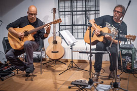 Acoustic Groove Duo