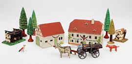 """""""Das schönste Spielzeug der Welt"""" Miniaturspielzeug aus dem Erzgebirge © Weihnachtshaus"""