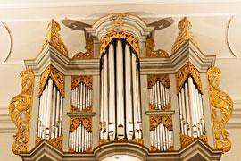Orgel in der Schlosskirche Eutin