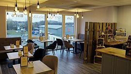 Kleiner Dreiging Café Bistro Travemünde © TraveMedia