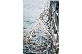 Anti-Piraterie-Maßnahmen © Sea-Shepherd