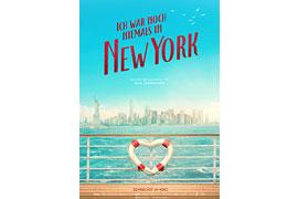 Filmplakat - Ich war noch niemals in New York - Kino im Kursaal Malente