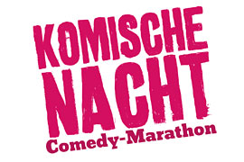 Logo Komische Nacht