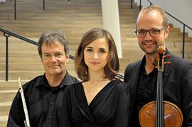 Trio Cardinet © Katharina Kühl