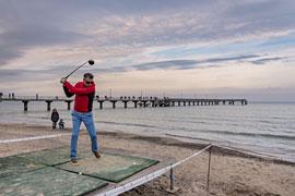 Golf Opening Timmendorfer Strand © TSNT Vollbrecht