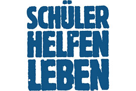 Logo Schüler Helfen Leben