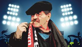 """Ausstellung """"Günter Grass: Mein Fußballjahrhundert"""""""