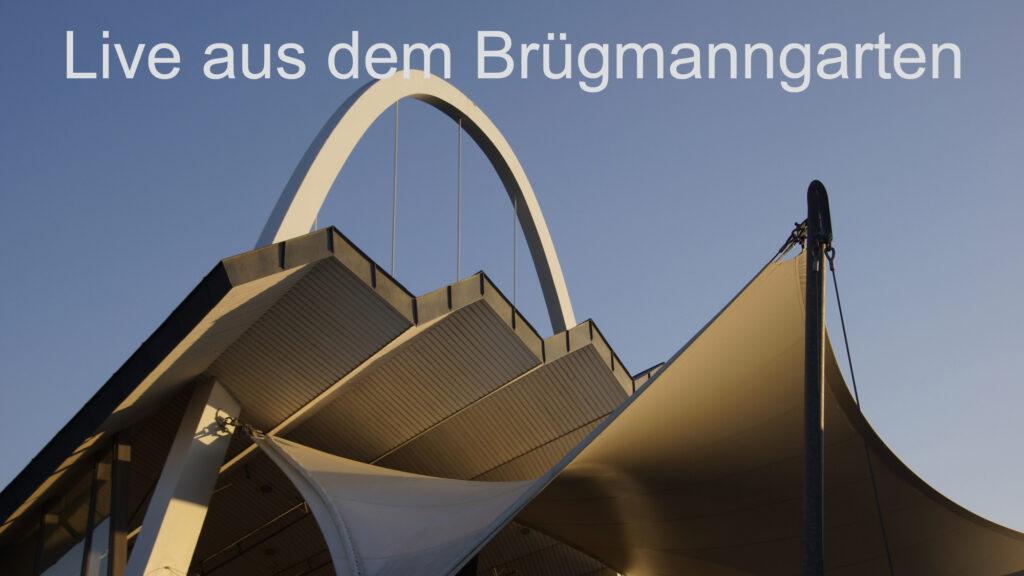 Live aus dem Brügmanngarten © TraveMedia
