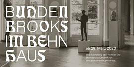 Ausstellung Buddenbrooks im Behnhaus