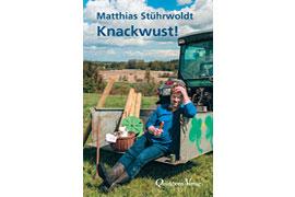 Buchcover Knackwust! von Matthias Stührwoldt