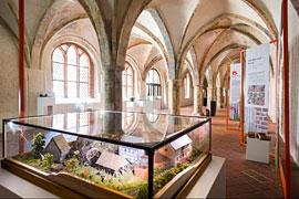 Europäisches Hansemuseum - Ausstellung Geschichtserlebnisraum im Burgkloster 2020 © Olaf Malzahn
