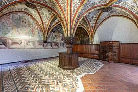 EHM Burgkloster Sakristei © Stefan Dendorfer