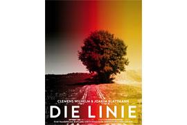 """Plakat """"Die Linie"""""""