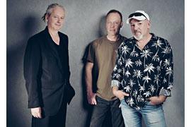 Pressefoto Rhythm and Blues – Georg Schroeter, Martin Röttger und Marc Breitfelder
