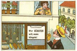 """Ausstellung """"Die schönsten Grußpostkarten aus alter Zeit"""" - Kreismuseum Herzogtum Lauenburg in Ratzeburg"""