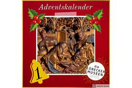 Digitaler Adventskalender der LÜBECKER MUSEEN