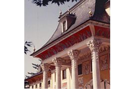 Schloss Pillnitz in Dresden © Deutsche Stiftung Denkmalschutz